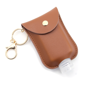 Hand Sanitizer Keychain 031 Brown