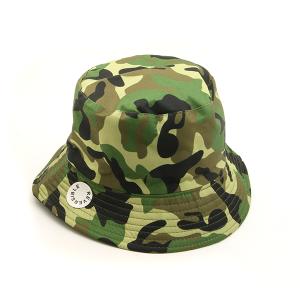Bucket Hat 069b Reversible Bucket Hat camo black