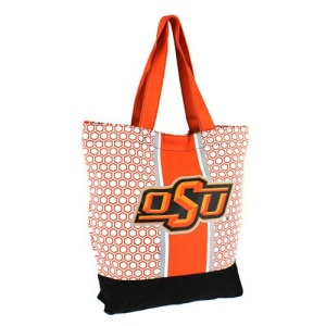cm uos 038 Oklahoma State University Tote Bag Orange