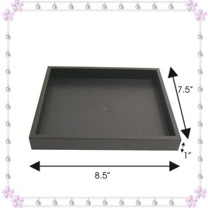 display 20 tray black