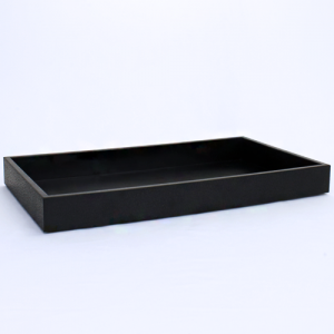 display 23 tray black
