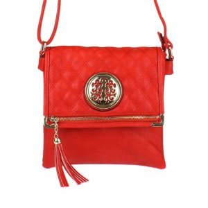 ih 80639a messenger quilted tassel red