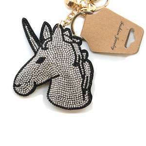 Keychain 097B 34 Fashion Jewelry shiny unicorn