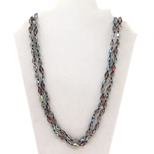 Necklace 2188 91 Fashison Accessory multi-colored bead necklace