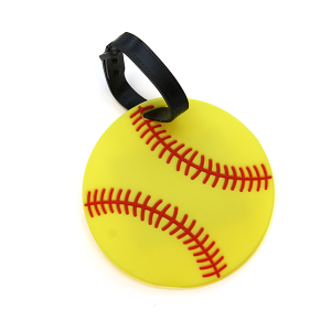Luggage Tag 073 34 Softball