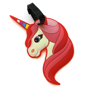Luggage Tag 074 34 Unicorn