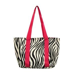 luggage AK lunch bag C15 2006 P zebra pink