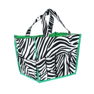 luggage ak hy 009 2006 organizer zebra green