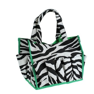 luggage ak hy 009 2007 organizer zebra green