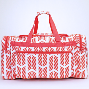 luggage D22 22 duffle bag arrow coral