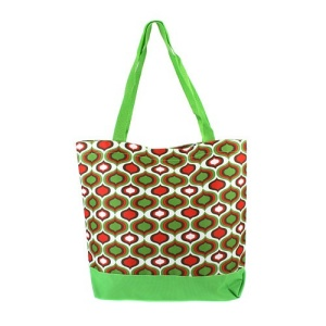luggage h 18 913 retro green red