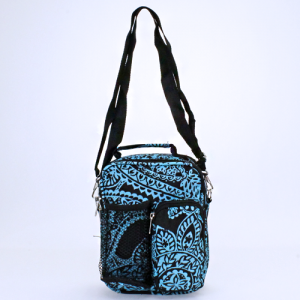 luggage p6009 642 YH day pack paisley blue
