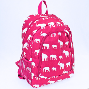 luggage AK NBN simple elephant pink