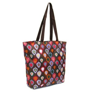 p 18 tote 1202 leaves brown