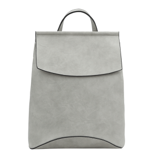 Handbag Republic UNV-0069 fashion backpack light gray