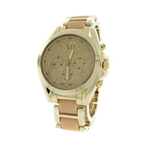 watch 099c 08 two tone metal gold pink 4681