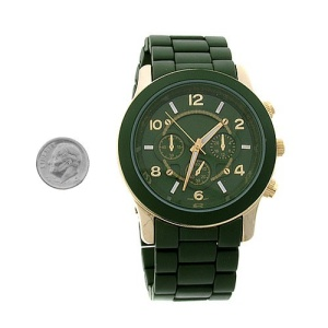 watch 234f 08 lg round forest green