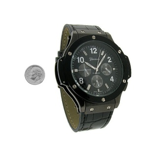 watch 257e 08 lg round black