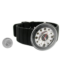 watch 350 08 lg rubber black