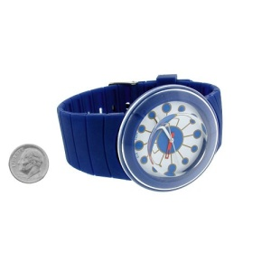 watch 352 08 lg rubber blue