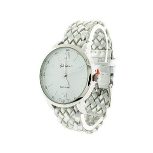 watch 509c 08 9831 braided band silver gold