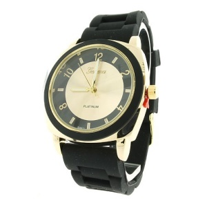 watch 866 08 rubber gold black