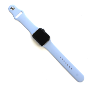 Watch Band 127c 08 Rubber Watch Band 38mm 40mm lavender